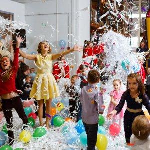 Детский корпоративный праздник