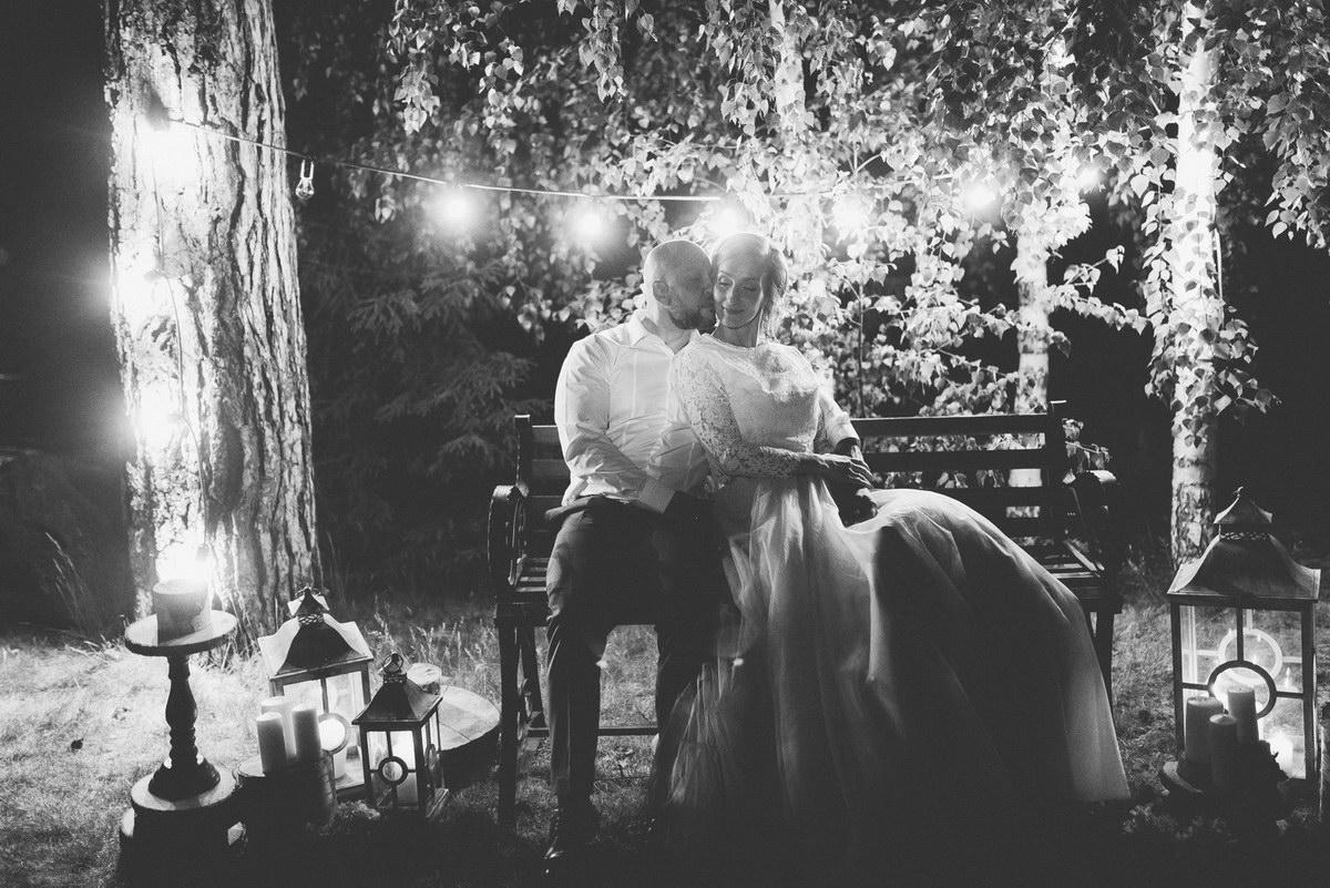Свадьба лесная сказка