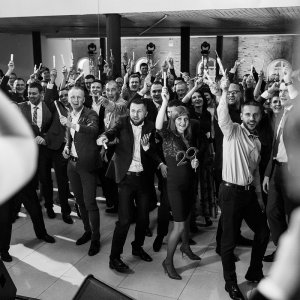 Новогодняя корпоративная вечеринка