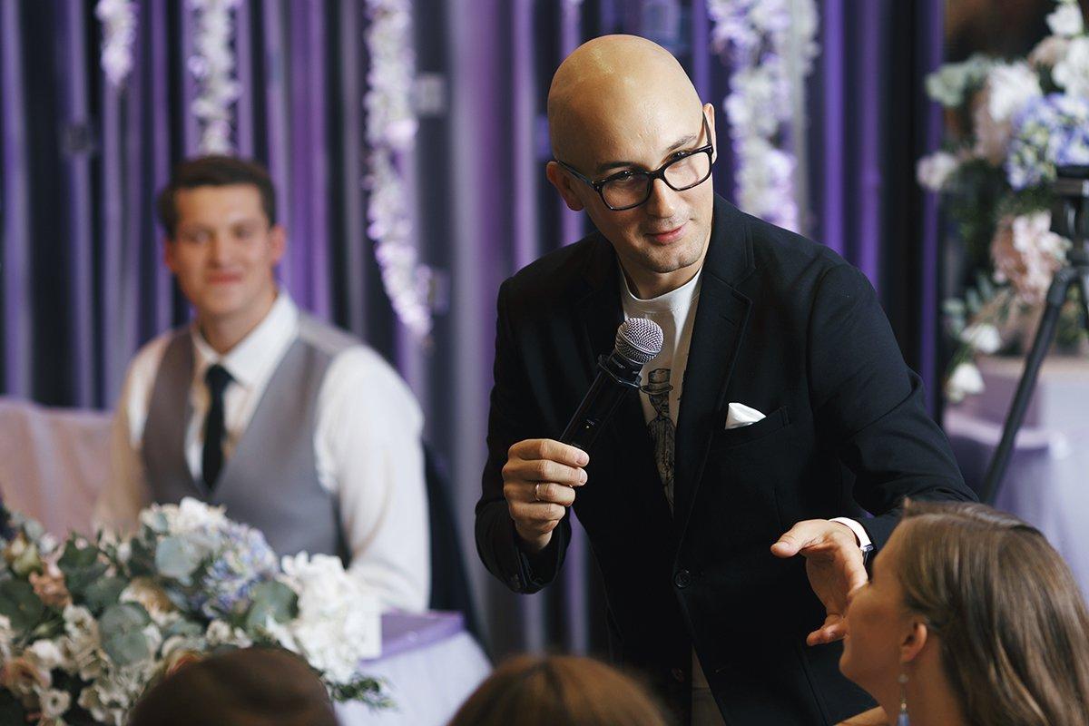 свадебные ведущие