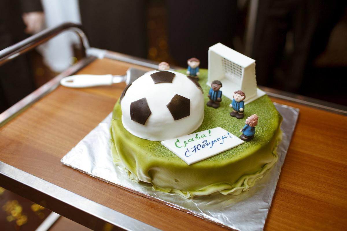 Спортивный день рождения